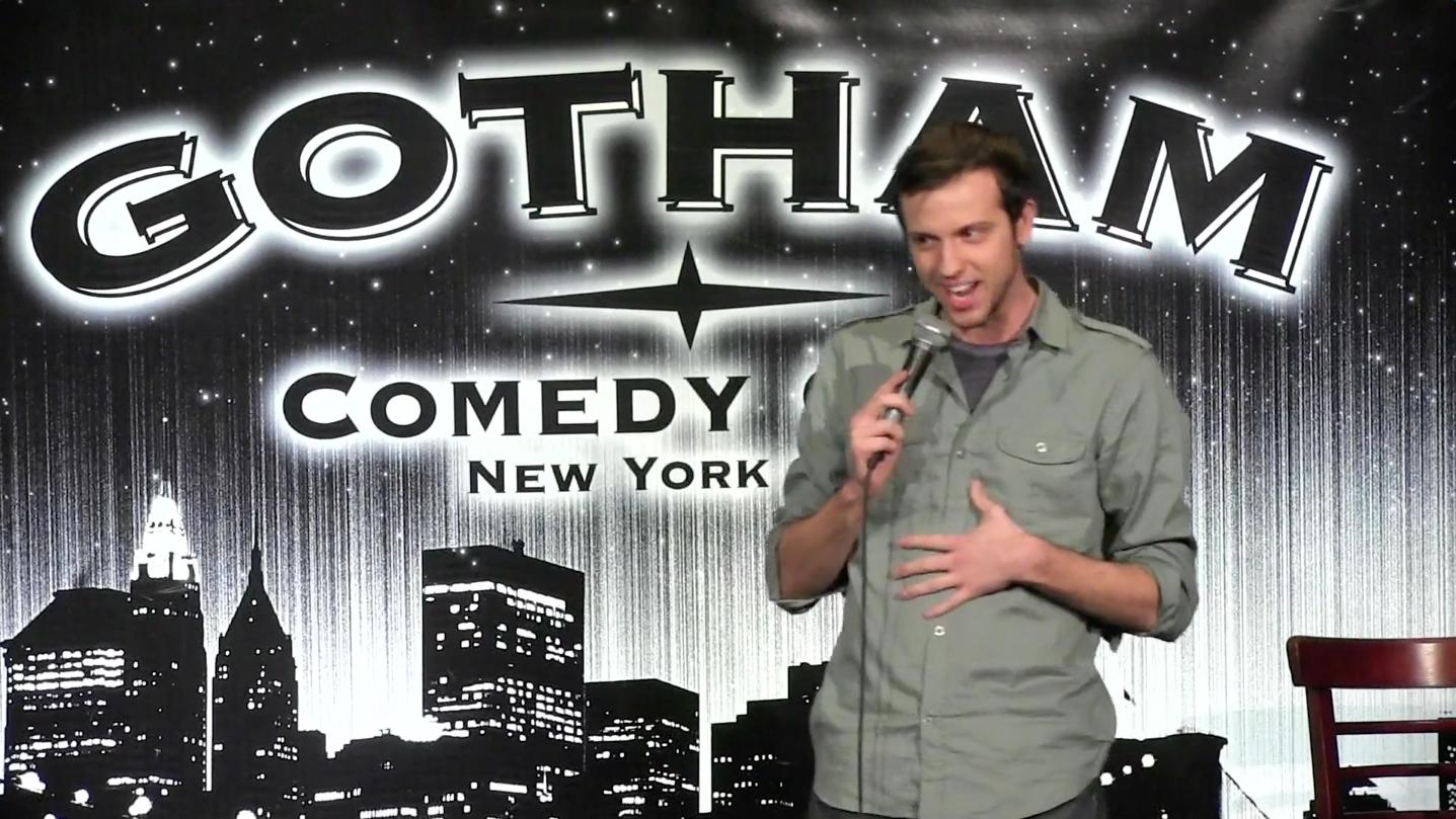 Gotham Comedy Club | Stand Up Set