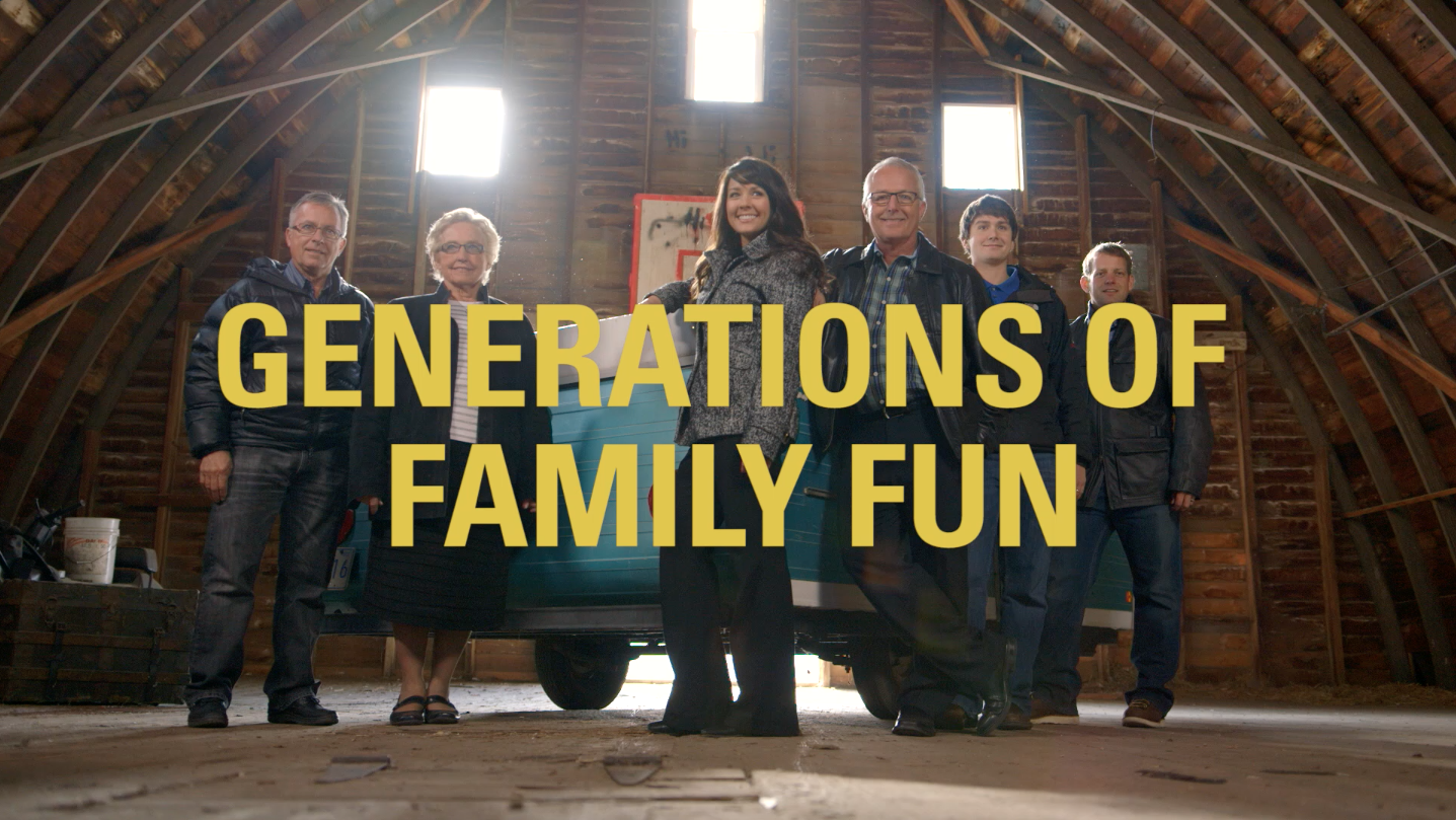 Generations of Family Fun | JayCo RV