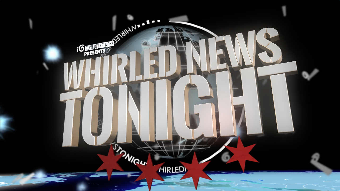 Whirled News Tonight Pilot